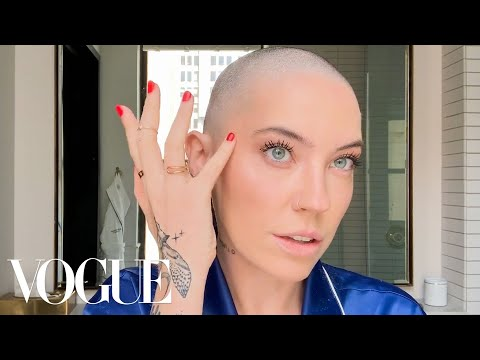 Bishop Briggs's Guide to Running-Into-Your-Ex Makeup | Beauty Secrets | Vogue