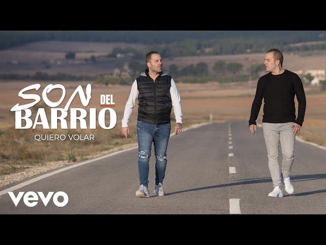"""Vídeo oficial de """"Quiero volar"""" de Son del Barrio"""