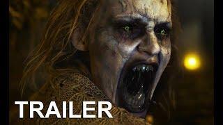 La Sirena - Trailer Subtitulado Español Latino 2018