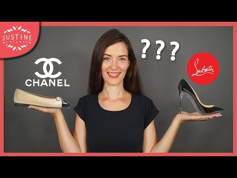 Video: Iconic shoes: are they worth the money? ǀ Justine Leconte