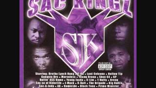 Murder Dog Magazine presents Sac Kingz - GF