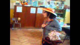 Repetitie folclor muzical - Corina Cojocaru