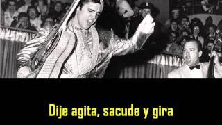 ELVIS PRESLEY - Shake rattle and roll ( con subtitulos en español )  BEST SOUND
