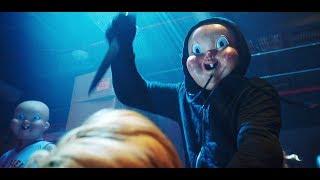 "HAPPY DEATH DAY 2U (2019) CLIP ""Babyface Attacks Ryan"" (HD) Jessica Rothe"