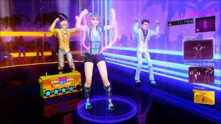 Dance Central 3 - Fergalicious - (Hard/100%/Gold Stars) (DLC)