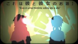 【Hatsune Miku & IA】 Konoha no Sekai Jijou 「Sub PT-BR」