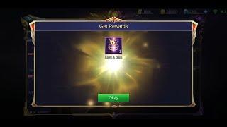 Get Light & Dark Spawn Effect (Permanent) | Overturned Gift | Mobile Legends