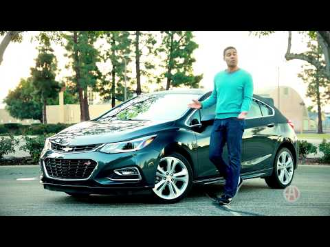 2017 Chevrolet Cruze Hatchback   5 Reasons to Buy   Autotrader