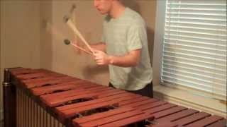 Linus and Lucy (Marimba Solo) | A Charlie Brown Christmas | by Matt Nickle