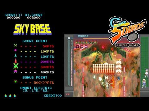"""SKY BASE - """"CON 5 DUROS"""" Episodio 854 (+Strike Witches STG!!) (1cc) (1 loop)"""