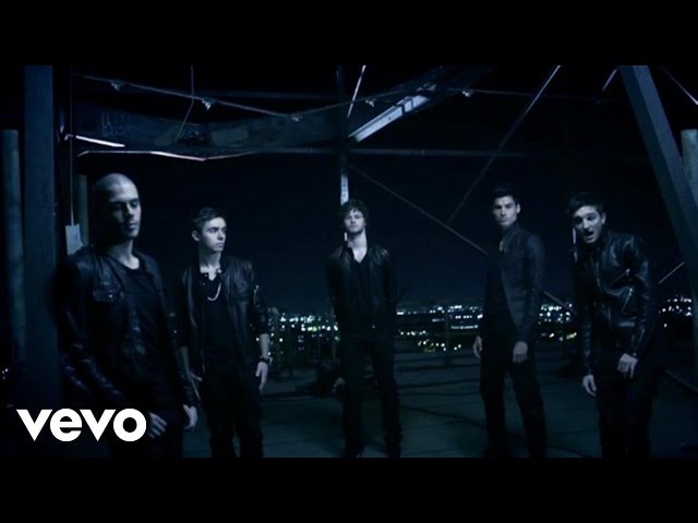 Video oficial de Chasing the sun de The Wanted