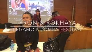Tyron & Rokhaya - Kizomba - Betty by Oliver Ngoma