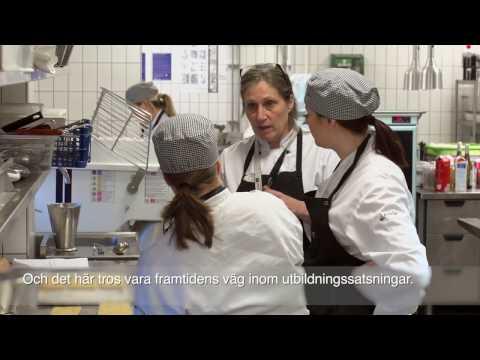 Sfi i kombination - restaurangutbildning och språkundervisning