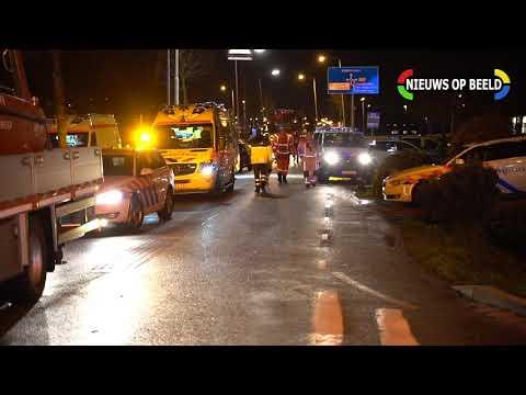 10-03-19 Zeer ernstig ongeval Bredeweg Zevenhuizen photo