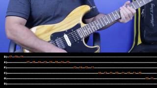Adestra Fernandinho By Luiz Carlos Videoaula do solo na guitarra