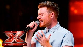 Olly Murs's pal Jon is Counting Stars | Auditions Week 1 | The X Factor UK 2015