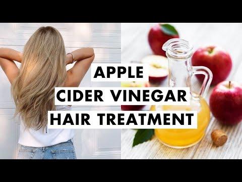Apple Cider Vinegar for Hair   Grow Long Hair