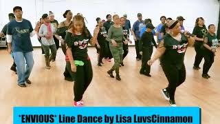 ENVIOUS Line Dance