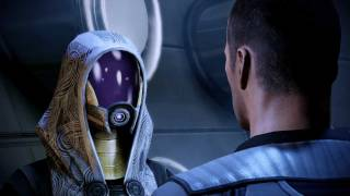 Mass Effect 2: Tali Romance: Tali jealous of Jack or Miranda