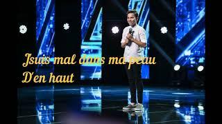 X Factor:Eduard Ungureanu-S.O.S d'un terrien en detresse Versuri/Lyrics