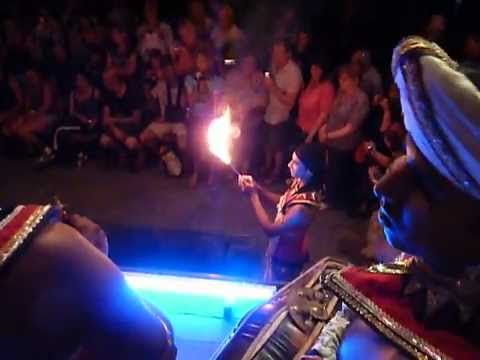 Ragahala Kandyan Dance – Fire Walking:  Kandy, SRI LANKA