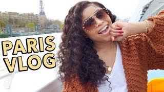 SOLO TRIP TO PARIS!! ⇢ vlog
