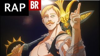 Rap do Escanor - ll ( Nanatsu no taizai) | 16