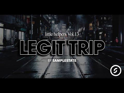 Samplestate Presets Little Helpers Legit Trip   Tech House & Minimal Samples, Loops & Sounds