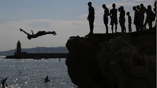 Europe weathers more scorching heat as hot African air sweeps north
