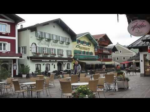 Ölvemarks Holiday, Alperna runt