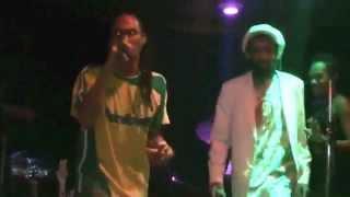 Rasta Son (Live) - Ras Linga w/ Itality
