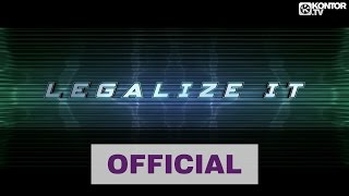 Nicola Fasano & Miami Rockets feat. Mohombi & Noizy - Legalize It (Official Video HD)