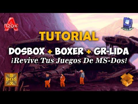 Tutorial DOSBox + Boxer + Gr-Lida. ¡Revive Tus Juegos De MS-Dos!