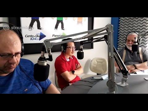 Programa Espaço Aberto - Rádio 104-FM - 09 de Agosto de 2020