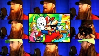 Super Mario Bros 2 - Overworld Theme Acapella