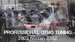 2003 Nissan 350Z: Custom Dynotuning on UpRev