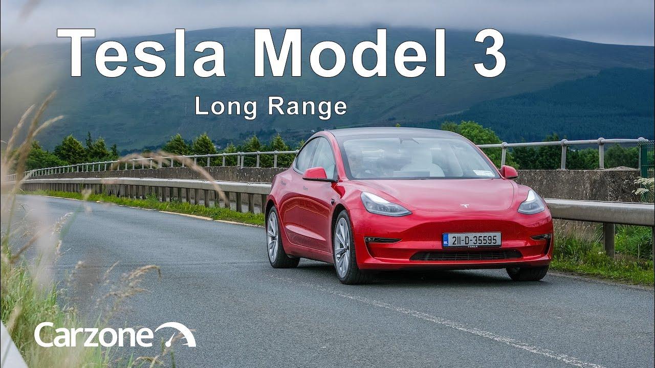 Tesla Model 3 Long Range Review – Best EV?