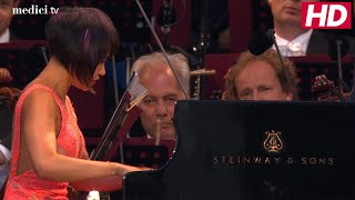 Yuja Wang - Variations on the Turkish March (Odeonsplatz)