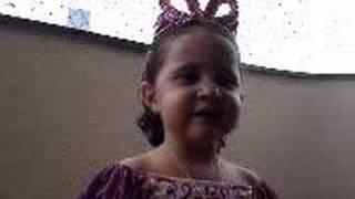 Zozô cantando: Tema da Luciana - Barbie e a Princesa da Ilha