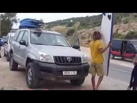 Morocco Surf Trip 2011