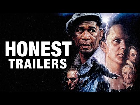 Honest Trailers | The Shawshank Redemption