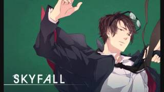 Nightcore - Skyfall