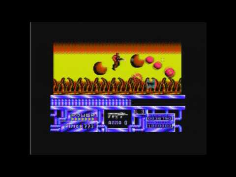 Commodore Commodoriano 08 - Shoot'em up(s) sin naves