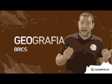 Geografia - Atualidades- BRICS