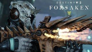 Destiny 2: Porzuceni – Nowe bronie i ekwipunek [PL]
