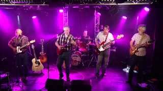 """""""Travellin Band""""  creedence clearwater revival cover band-Proud Mary"""