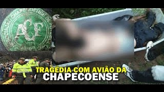 IMAGENS FORTES Acidente Avião Chapecoense na Colômbia, FOTOS DOS CORPOS