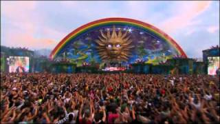 David Guetta @ Tomorrowland 2010 DVD   Congorock  - Babylon