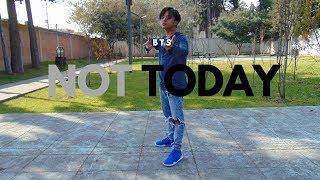   FEELING THE DANCE     BTS   (방탄소년단) NOT TODAY Dance Cover