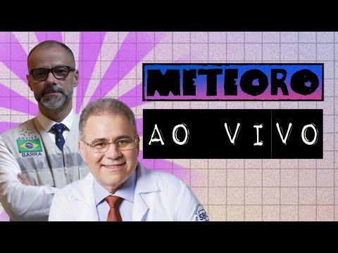 LIVE: CPI DA COVID OUVE MINISTRO DA SAÚDE E PRESIDENTE DA ANVISA